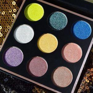 Makeup Geek All That Glitters EyeShadow Palette